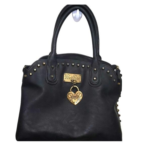 rock rebel Handbags - Rock rebel Small Handbag